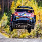 """Saturday is Rally Finland's longest day – """"We will take every opportunity that comes our way"""" Breen"""